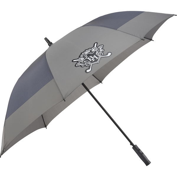 "60"" Jacquard Sport Auto Open Golf Umbrella"