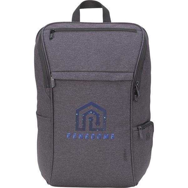 "Zoom Node Wireless Charging 15"" Computer Backpack"