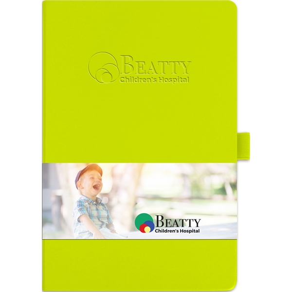 Nova Graphic Wrap Bound JournalBook™