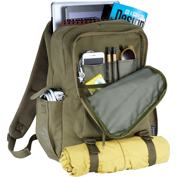 "Field & Co. Ranger 15"" Computer Backpack"