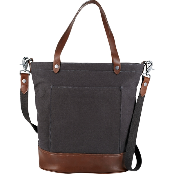 "Alternative® Cotton 11"" Tablet Tote"