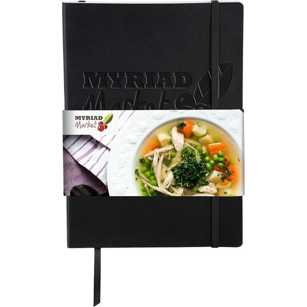 Pedova Large Soft Graphic Wrap Deboss JournalBook™