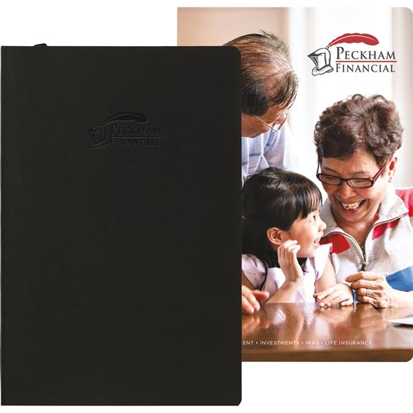 Pedova Soft Graphic Page Bound JournalBook™