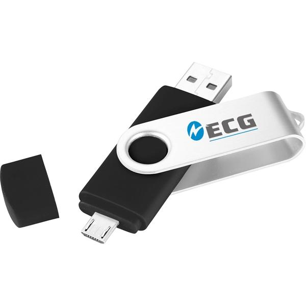 Rotate OTG Ultimate Flash drive 8GB