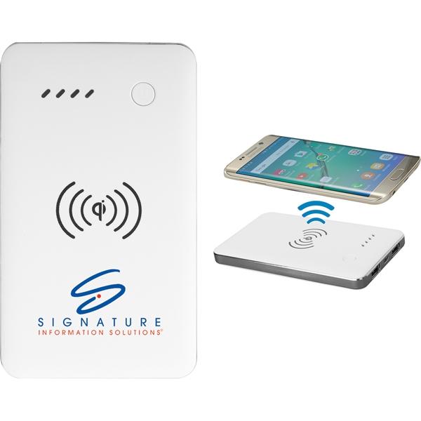 Qi 4000 mAh Wireless Power Bank