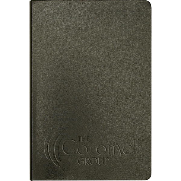 Ambassador Deboss Plus Bound JournalBook™