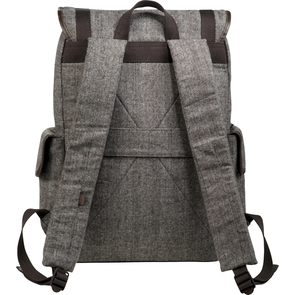 "Cutter & Buck Pacific 17"" Computer Backpack"