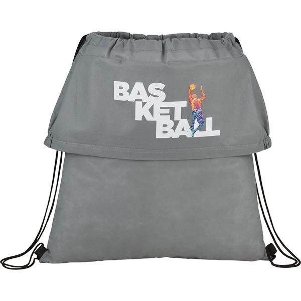 BackSac Block Non-Woven Drawstring Chair Cover