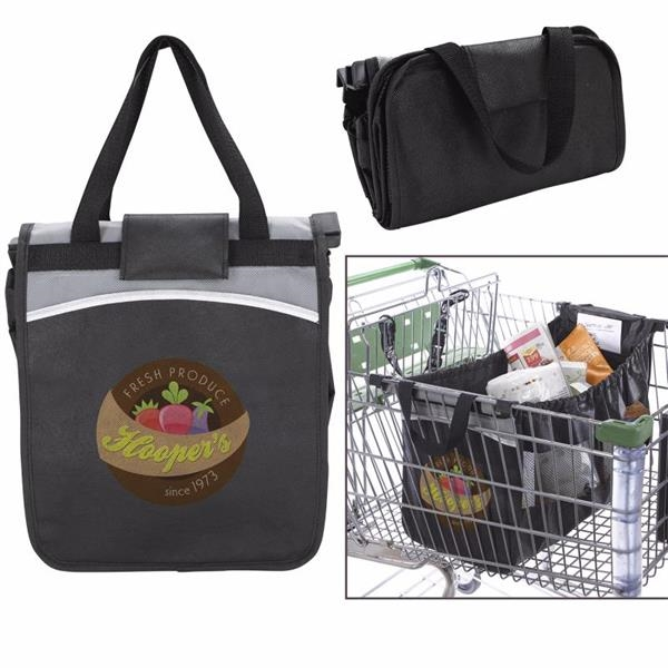 Good Value® Expandable Grocery Cart Tote