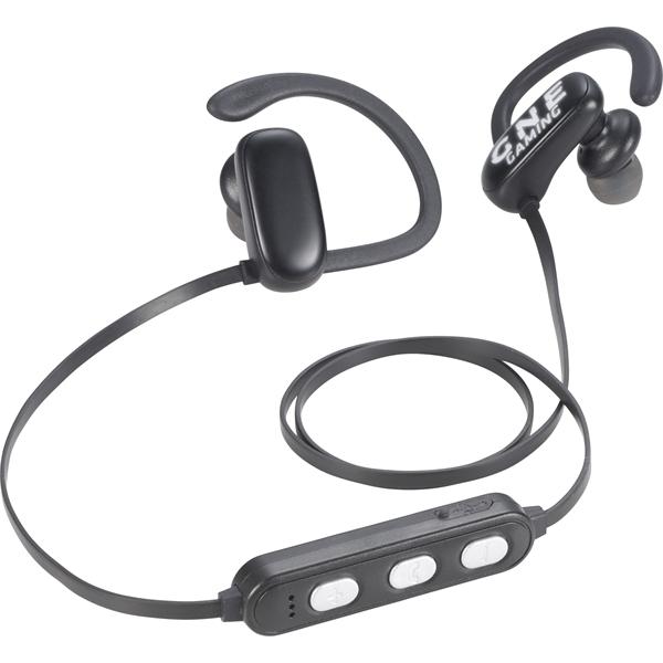 Light Up Logo Bluetooth Earbuds