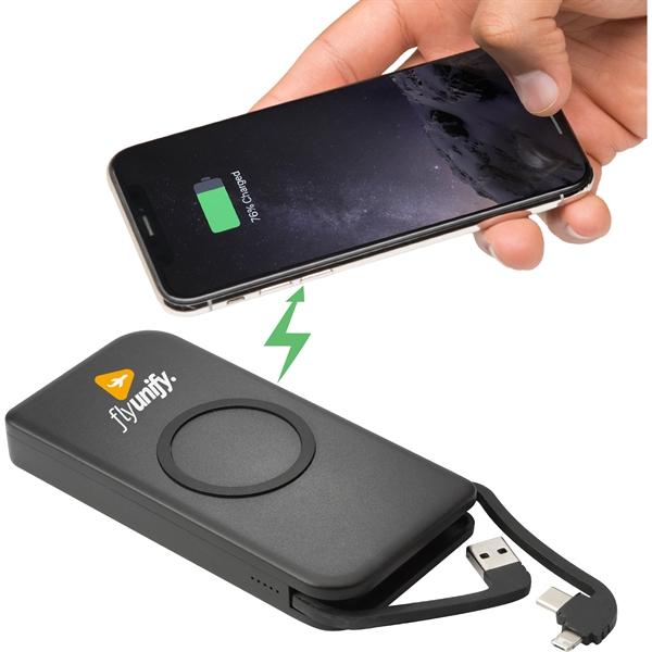 Swift Universal 10000 mAh Wireless Power Bank