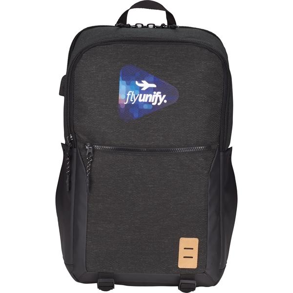 """NBN Camden 17"""" Computer Backpack"""