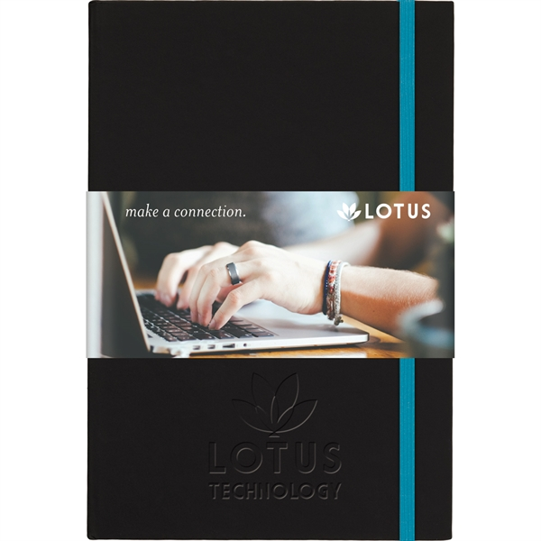 Color Pop Graphic Wrap Deboss Plus JounalBook™