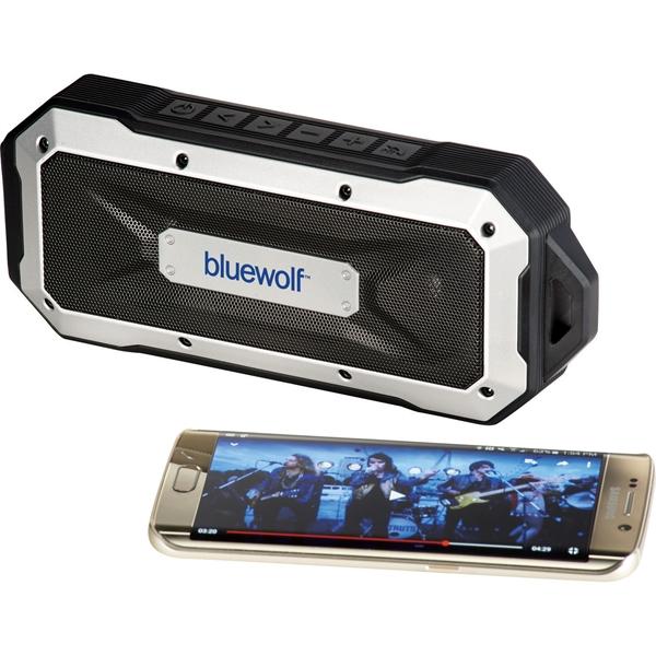 Boulder Outdoor Waterproof Bluetooth Spe