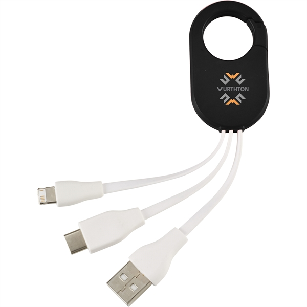 Troop 3-in-1 Charging Cable