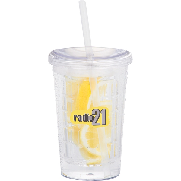 Tutti Frutti 20oz Tumbler with Straw