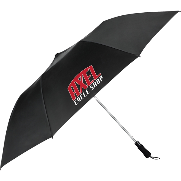 "55"" Auto Open Folding Golf Umbrella"