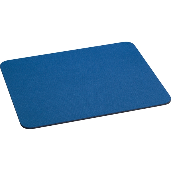 Rectangular 1/8 Rubber Mouse Pad
