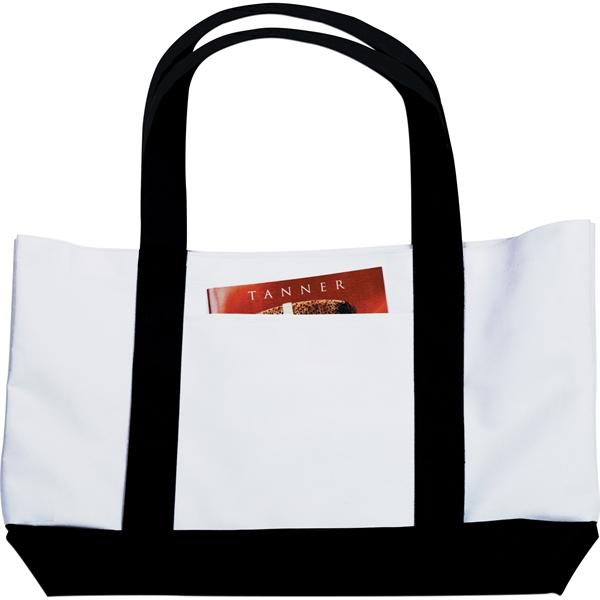 The Large Boat Tote Bag