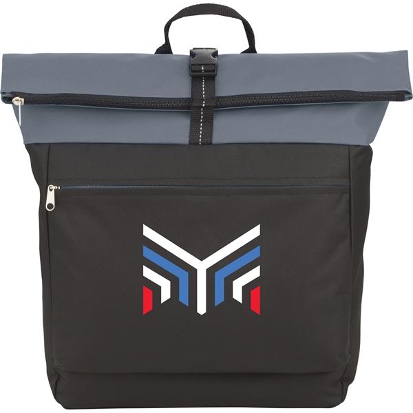 Foldover 15'' Computer Backpack