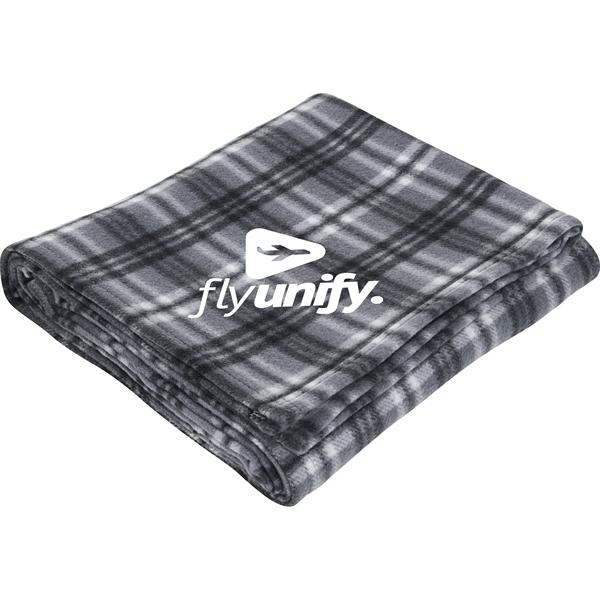 Plaid Fleece Blanket