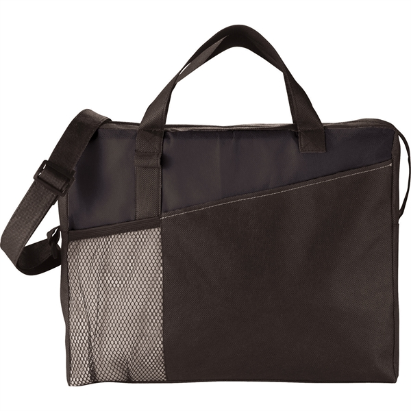 Full Time Non-Woven Briefcase