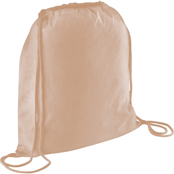 4oz Cotton Drawstring Bag