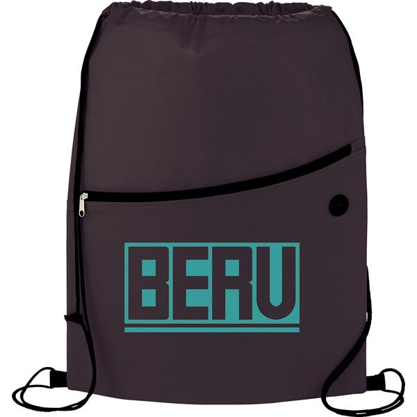 Sidekick Non-Woven Drawstring Bag