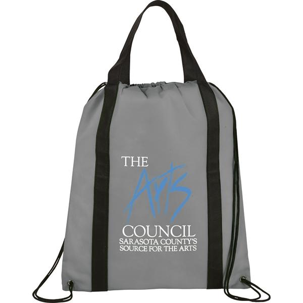 Grab Non-Woven Drawstring Bag