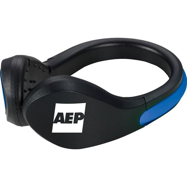 Safety LED Shoe Clip