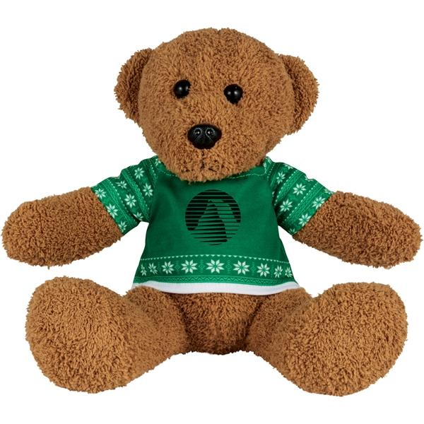 "8"" Ugly Sweater Rag Bear"