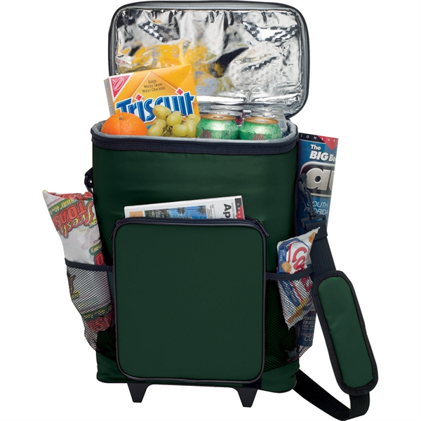 Rolling 30-Can Event Cooler - Rolling 30-Can Event Cooler