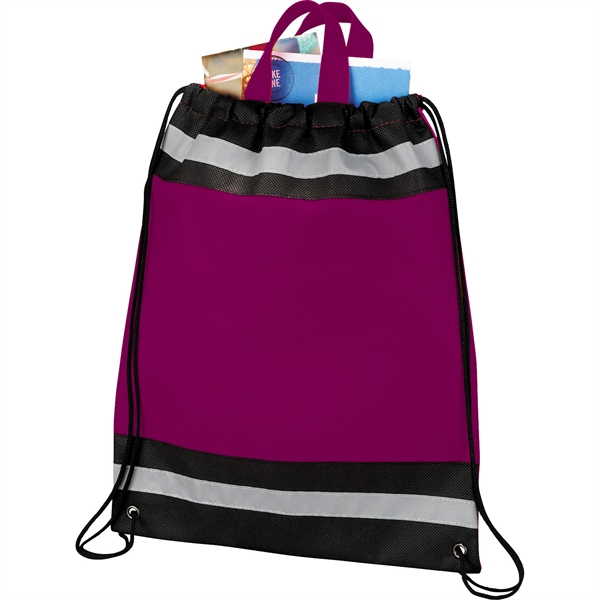 Small Non-Woven Drawstring Bag
