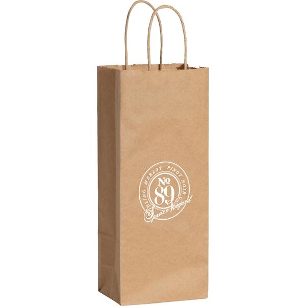 Kraft Paper Wine Bag
