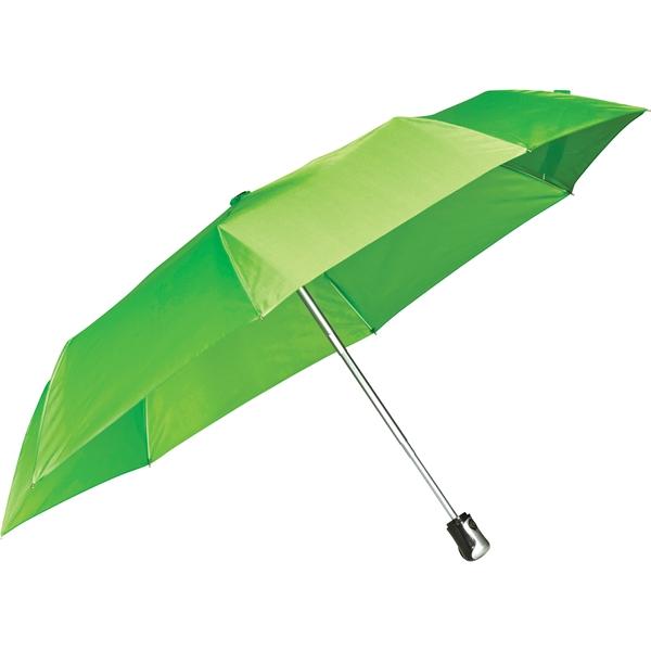 "42"" Auto Open/Close Folding Umbrella"