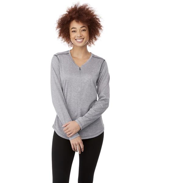 W-Quadra Long Sleeve Top