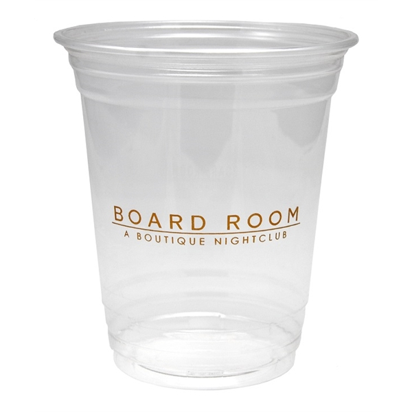 12 oz. Soft Sided Plastic Cup