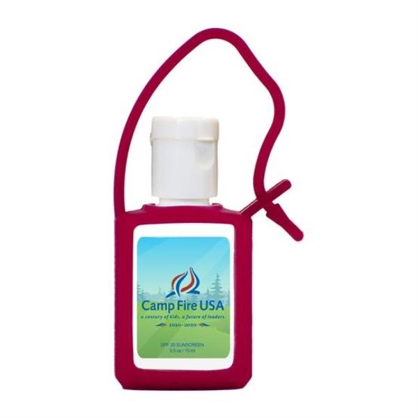 Travel SPF 30 .5 oz Square Sunscreen