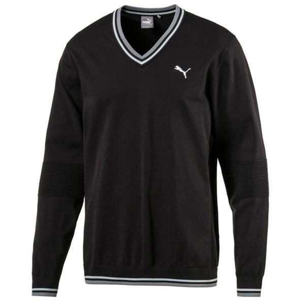 PUMA Men's Evoknit V-Neck Sweater