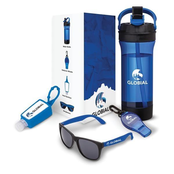 Coastline 4-Piece Wellness Gift Set