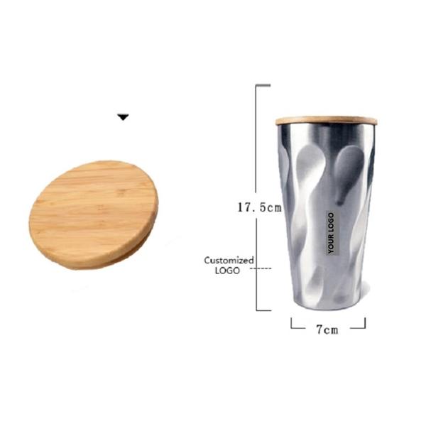 Stainless Steel Coffee Tumbler/Mug 15 oz
