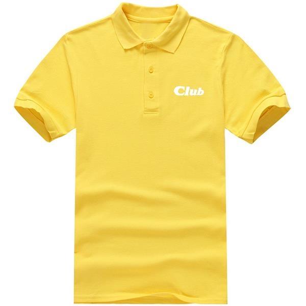 Men's Short sleeve Polo shirt in Cotton