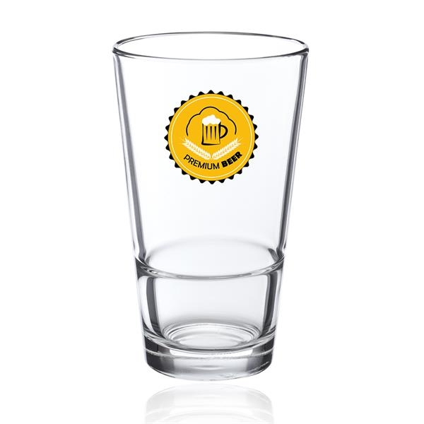 16 oz. ARC Stackable Pint Glass