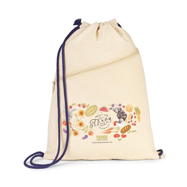 Sage Cotton Convertible Cinchpack