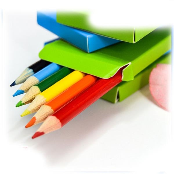 6 pack colored pencils