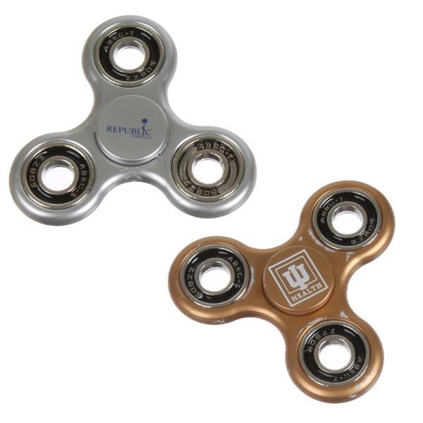 Metallic Spinner