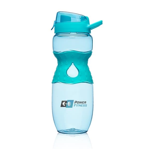 27 oz. Heathrow Plastic Water Bottle