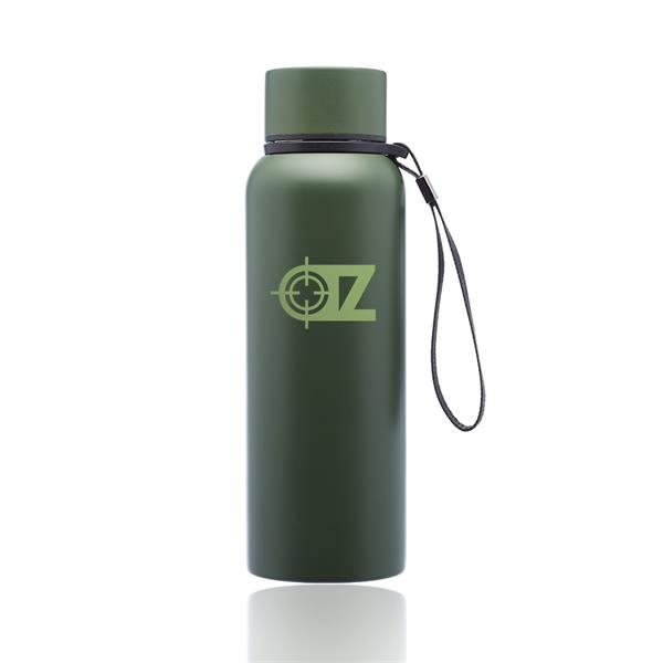 17 oz. Ransom Water Bottle with Strap