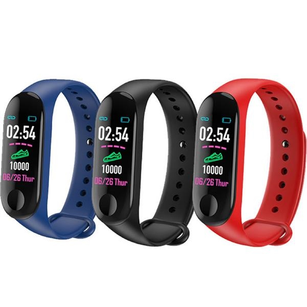 Fitness Activity Tracker Watch with Heart Rate
