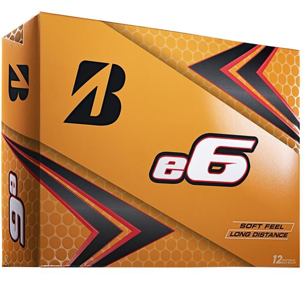Bridgestone® e6 Golf Balls